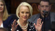 Cindy McCain rebukes fellow Republican Trump to back Biden