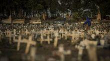 Brasil ultrapassa 85 mil mortes por covid-19, aponta consórcio de veículos de imprensa no boletim das 20h