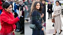 Meghan Markle's impact on small British fashion labels a year on from royal wedding