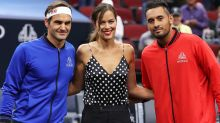 Roger Federer's big admission about Nick Kyrgios threat