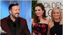 Golden Globes: The 15 funniest jokes from its hosts