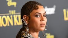 People can't stop talking about Beyoncé's outfit at 'The Lion King' premiere