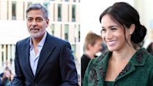 George Clooney explains why he defended Meghan Markle: 'She hadn't done anything except live her life'