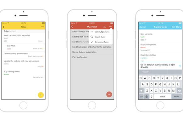Todoist redesigns its iOS app to save you time, increase productivity