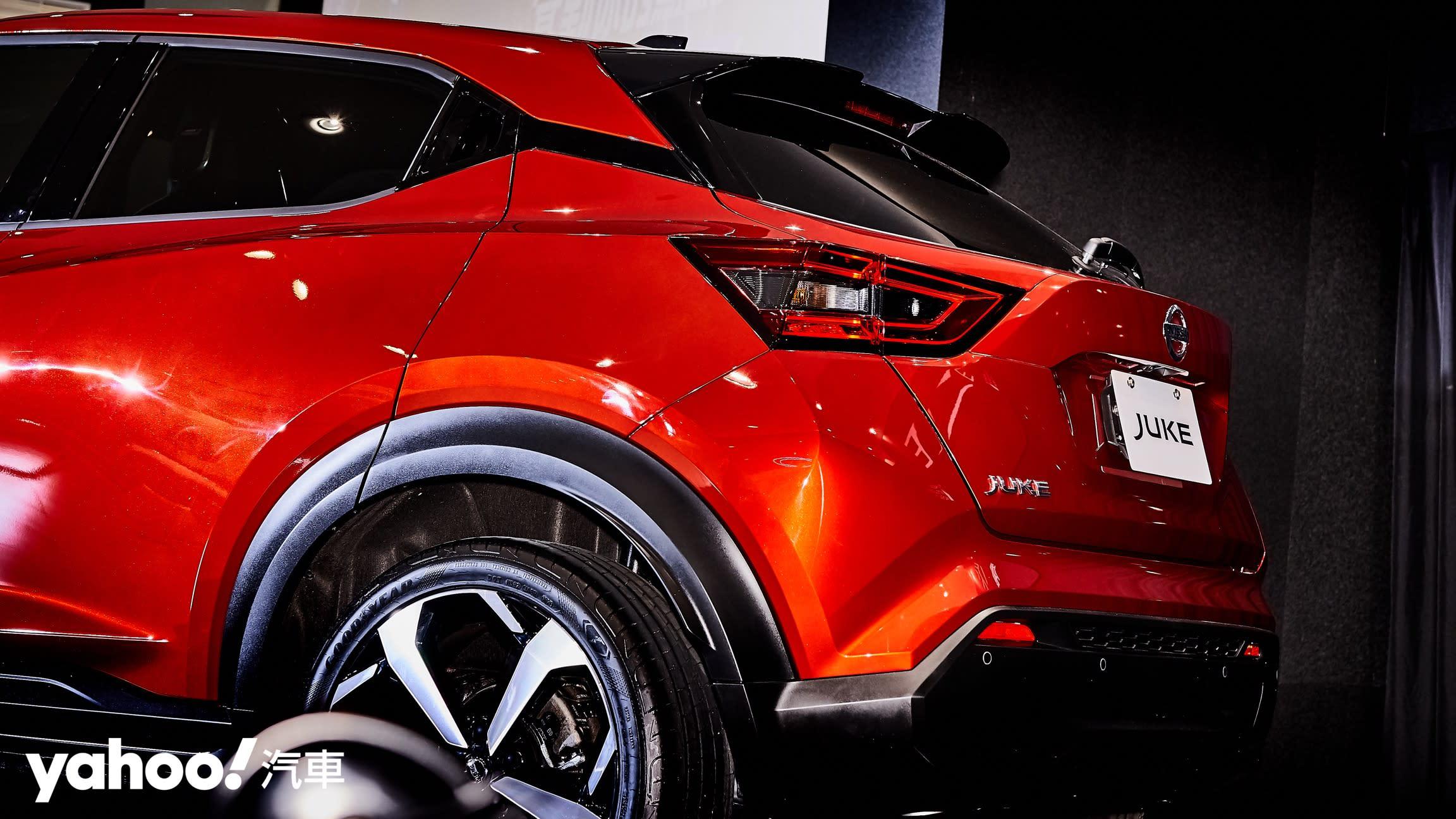 貫徹怪奇本色!Nissan大改款Juke正式發表86.9萬起!