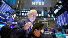 Stocks meander on caution over trade talks, dollar gains