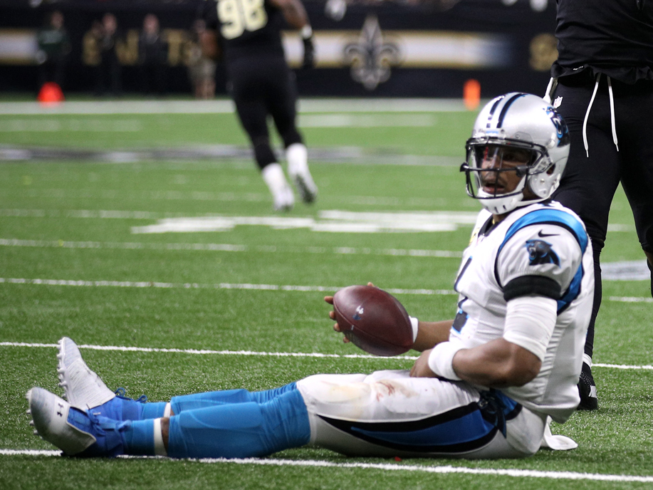 Nfl Says Panthers Properly Followed Concussion Protocol