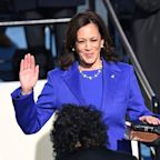 Kamala Harris Sworn In As Vice President Of The United States