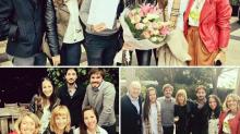 El jugado cambio de look de Luisana Lopilato