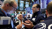 Stocks decline amid disappointing economic data