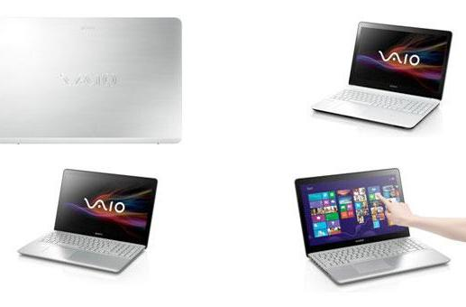 Sony launches a trio of VAIO Fit laptops in Japan