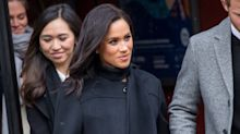Meghan Markle's friends say she's being bullied: 'We worry about what this is doing to the baby'