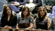 Prinzessin Mary vergisst bei Trump-Rede ihre Etikette