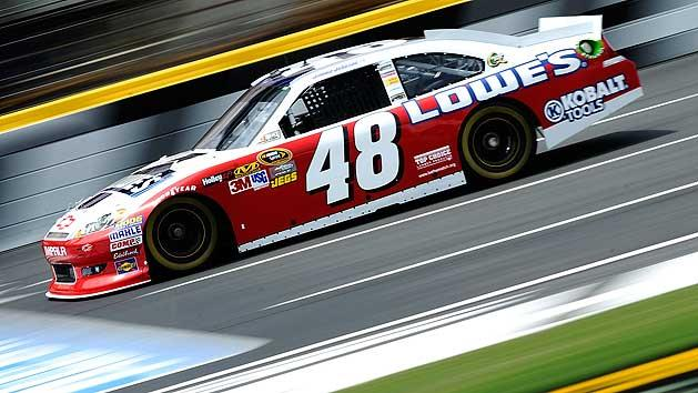 Is Jimmie Johnson the title favorite?