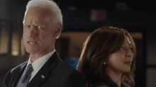 Jim Carrey makes his debut as Joe Biden on the 'SNL' season premiere, but Maya Rudolph steals the show