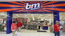 B&M lifts earning forecasts after 'strong' lockdown sales continue