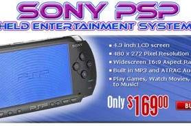 Deal of the day: Refurbished PSP for $169