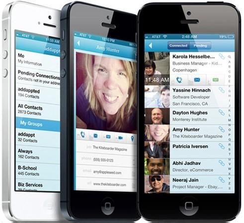Addappt goes public, gives iOS users group contact control and messaging