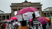 """Berlins Innensenator Geisel nennt Demonstrationsverbot """"schwierige Entscheidung"""