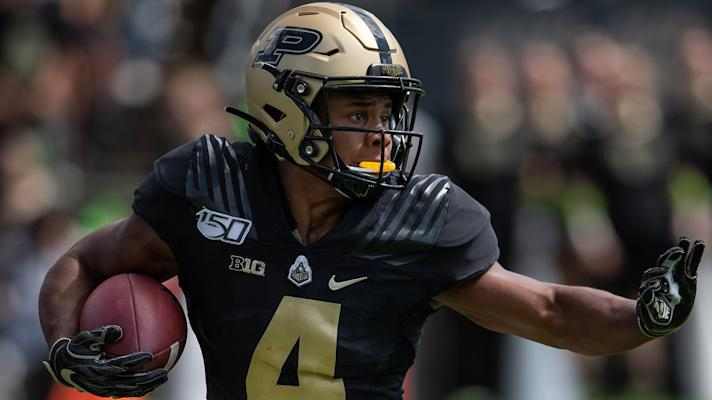 Cardinals add an explosive slot option in Rondale Moore | PFF Draft Show