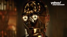 Anthony Daniels on his tear-jerking 'Rise of Skywalker' trailer moment and the future of C-3PO