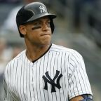 Yankees' Aaron Judge strikes out again, extends record streak to 37 games