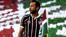Nenê celebra um ano no Fluminense e diz: 'Espero que seja o início de uma história muito bonita'