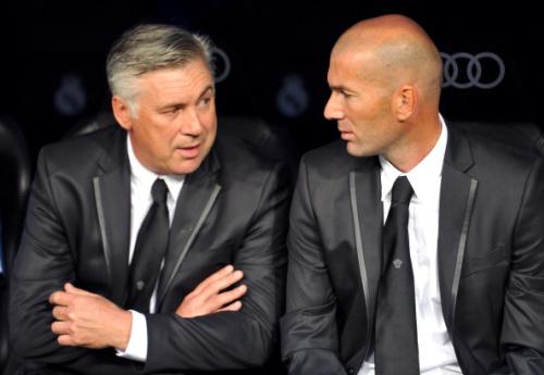 Bayern Munich-Real Madrid - Ancelotti-Zidane, le maître contre l'élève