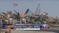 Seaside Park business owners assess the damage