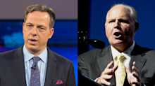 Jake Tapper points out Rush Limbaugh's failed marriages following Buttigieg comments