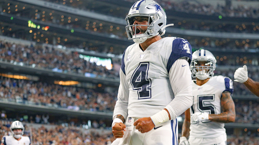 Cowboys give Prescott long-awaited mega payday