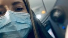 Kate Hudson joins social media trend sharing face mask selfie — experts say it won't protect you from coronavirus