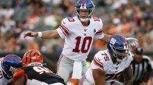Giants unsurprisingly name Eli Manning starting quarterback over Daniel Jones
