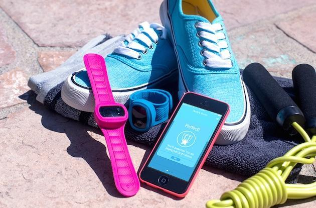 X-Doria's KidFit is a low-cost fitness wearable for five-year-olds