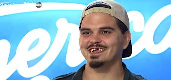 'American Idol' singing garbageman arrested