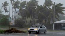 """Ein Todesopfer durch Tropensturm """"Laura"""" in Haiti"""