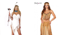 #CancelYandy tweets call out 'sexy Native American' Halloween costumes