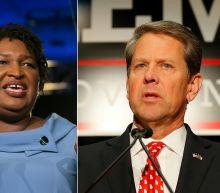 Democrat Abrams ends bid to become Georgia governor