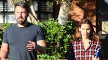 Ben Affleck and Jennifer Garner call off divorce - report