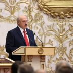 Macron says Belarus's Lukashenko must go: paper