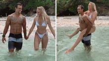Bikini-clad Bachelor star Cass enjoys holiday with new boyfriend