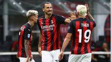 Milan 3-0 Cagliari: Ibrahimovic strikes again ahead of future decision