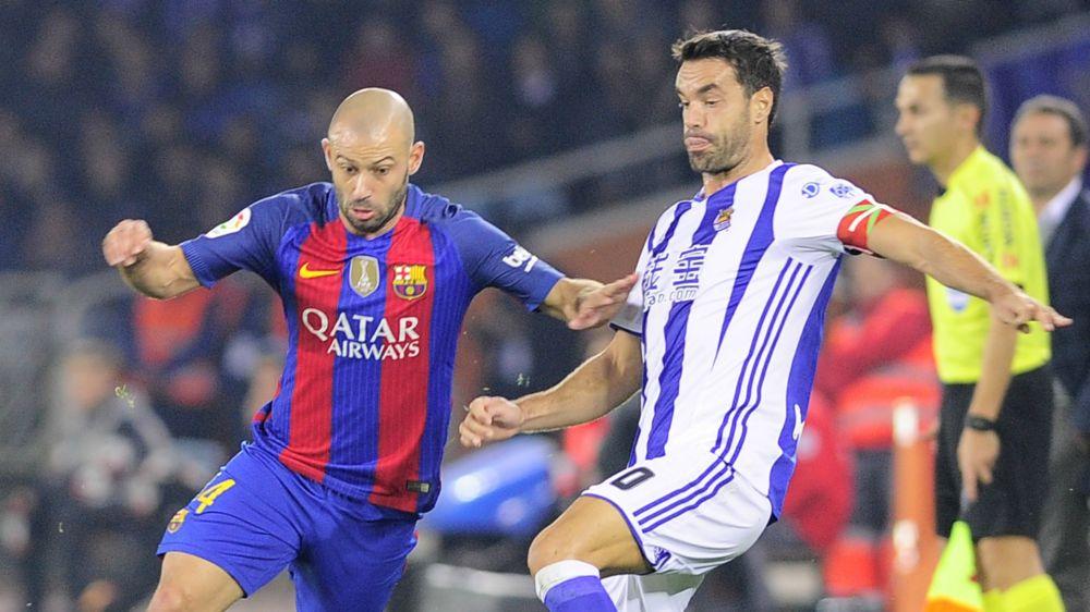 Barça, Mascherano incertain pour le clasico ?