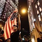 Thousands Rally in Hong Kong for U.S. Bill Supporting City's Autonomy