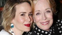 Sarah Paulson Shares Sweet Message to 'Beautiful' Girlfriend Holland Taylor on Her 78th Birthday