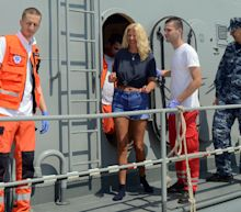A 46-Year-Old Woman Who Fell Off a Cruise Ship Was Rescued Alive 10 Hours Later