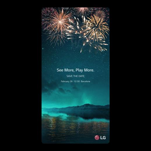 LG zeigt G6 am 26.2