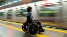 Paralympian stranded on train after guards fail to help her: 'I went home and cried'