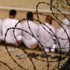 Guantanamo Bay detainee draws pictures of 'enhanced interrogation' torture tactics he suffered at secret US prison