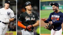 Aaron Judge, Jose Altuve, Giancarlo Stanton among finalists for MLB's top awards